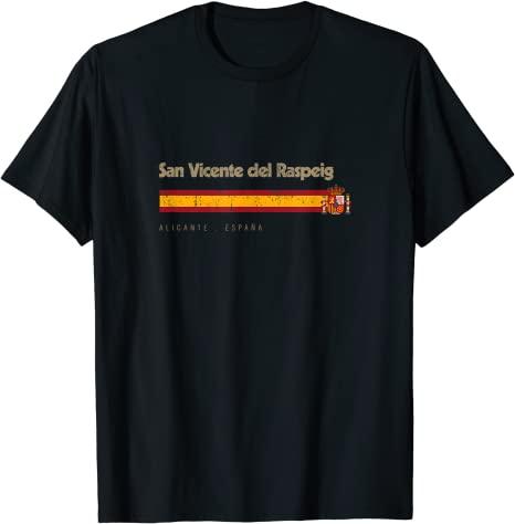 Camiseta San Vicente del Raspeig España