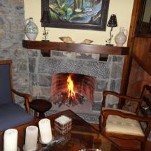 Chimenea, Turismo Rural Ribadesella