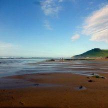 Playa de Vega, Ribadesella