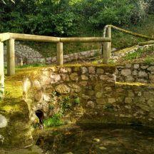 Manantial de Xuncu en Ribadesella