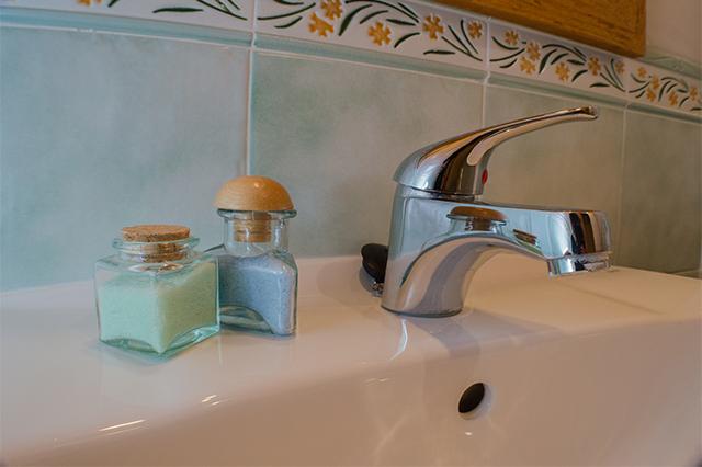 Baño Casa El Centro