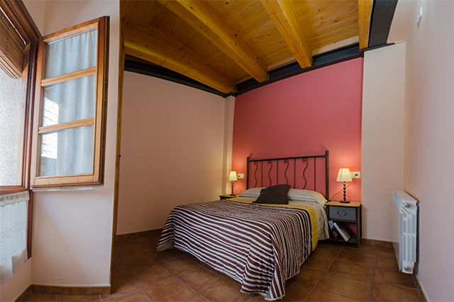 Habitacion matrimonio Casa El Centro