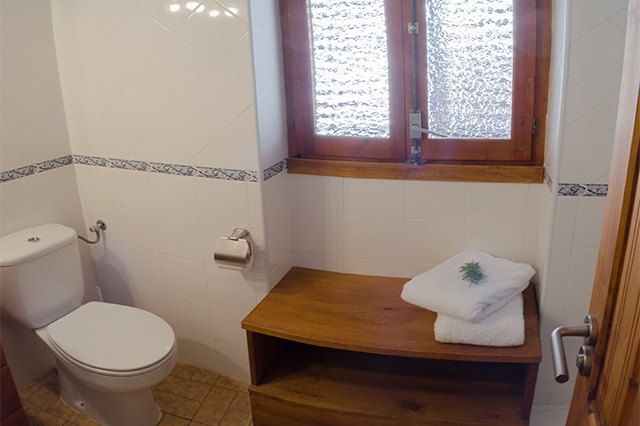 Baño Casa El Cuatro