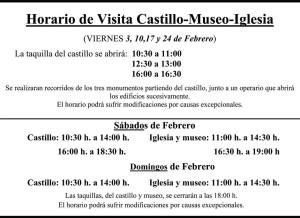 Horario_castillo_febrero