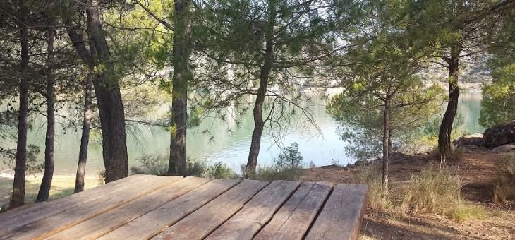 Excursión al pantano de Pena