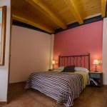 Habitación matrimonio 1ª planta - Casa Rural El Centro - Beceite