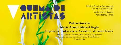 Pedro Guerra en Beceite