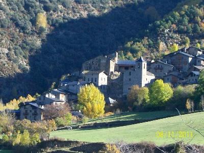 Les Valls de Valira (Lleida)