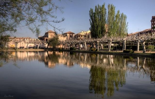 Les Borges Blanques (Lleida)