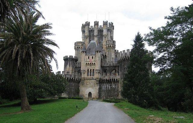 Gatika y Castillo de Butrón (Vizcaya)