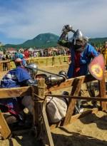 Рыцарские поединки под Железноводском