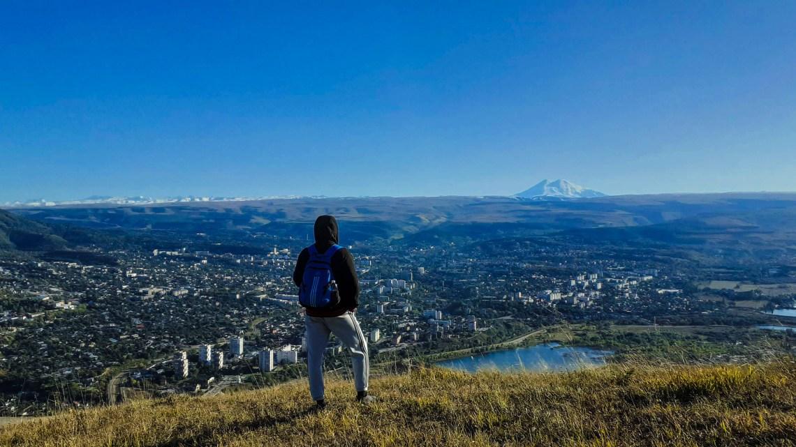 Пеший туризм на КМВ. Боргустанский хребет и Кисловодск