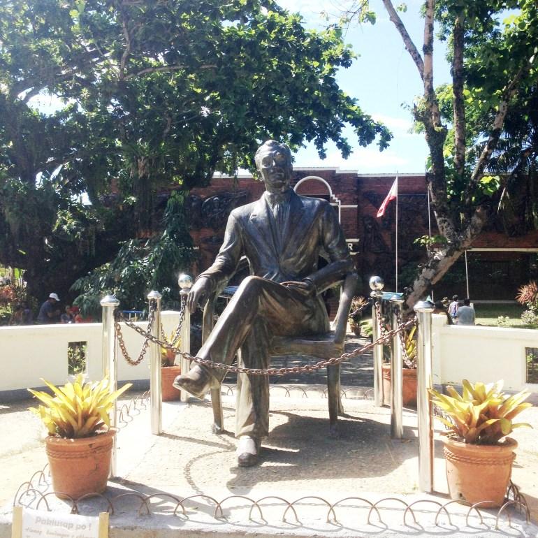 Manuel L. Quezon Memorial Park - Aurora Province | Turista Boy