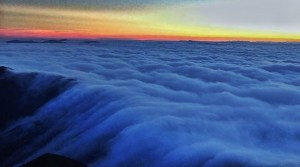 Sea of Clouds!