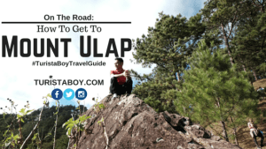 On The Road: How To Get To Mount Ulap