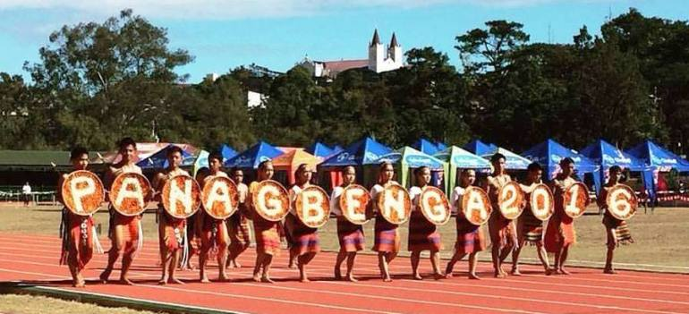 Panagbenga Festival 2016 Kickoff Parade (Photo by Lora Donne Cusi)