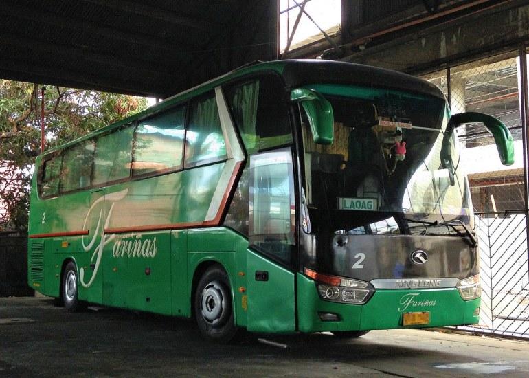 Farinas Bus Lines, Laoag City Terminal (Photo by www.tagdrobe.com)