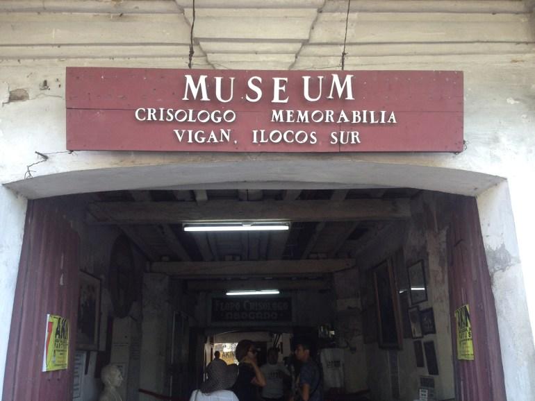 Crisologo Museum - Ilocos Sur
