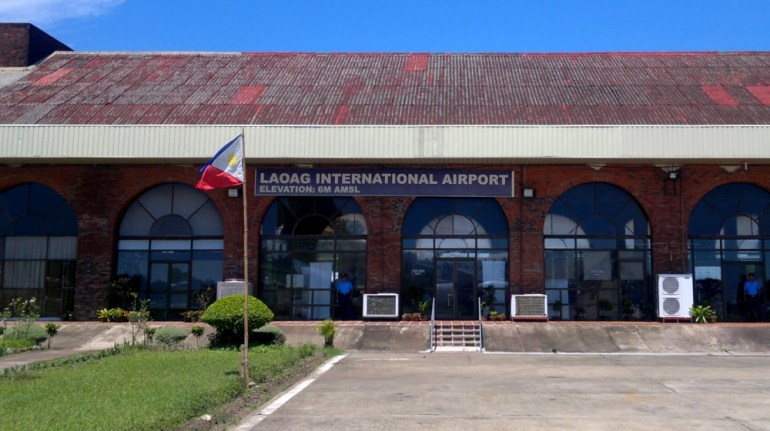 Laoag International Airport - Ilocos Norte