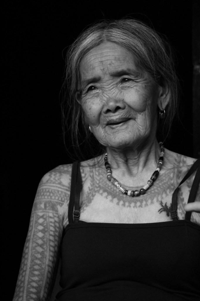 "Apo Whang-Od, ""Last Mambabatok"" of Kalinga"