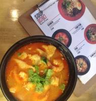 Thailand's Tom Yum!