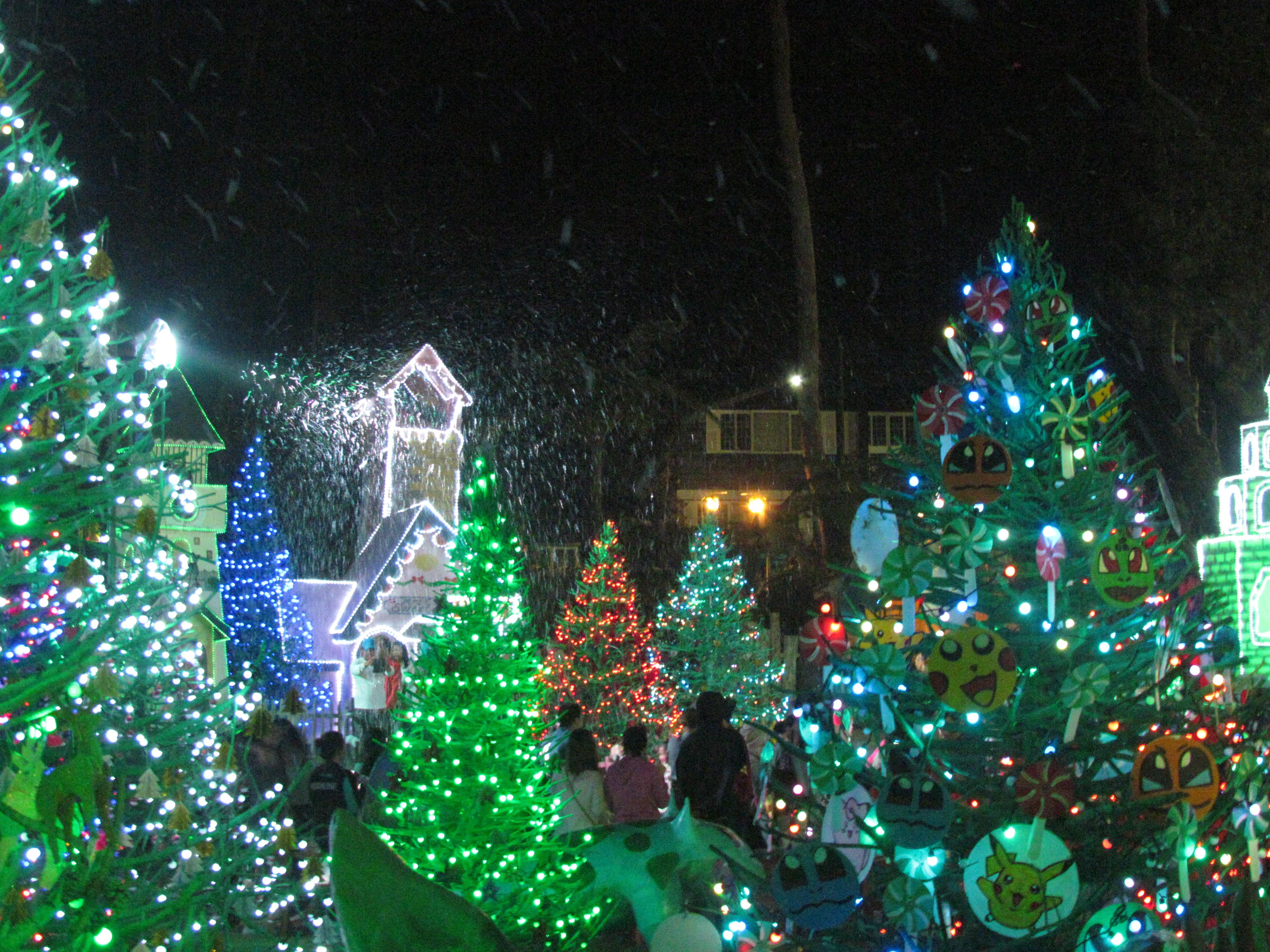 christmas village baguio schedule 2018