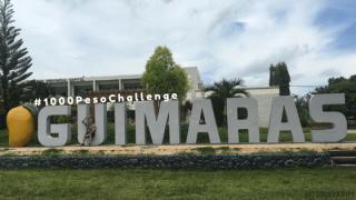 1000-Peso Challenge - Guimaras | Turista Boy