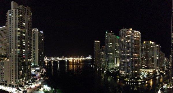 Miami, amor a primera vista. Foto: Ines Hegedus-Garcia