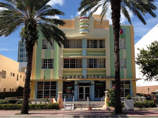 Foto: Phillip Pessar - Berkeley Shore Hotel South Beach