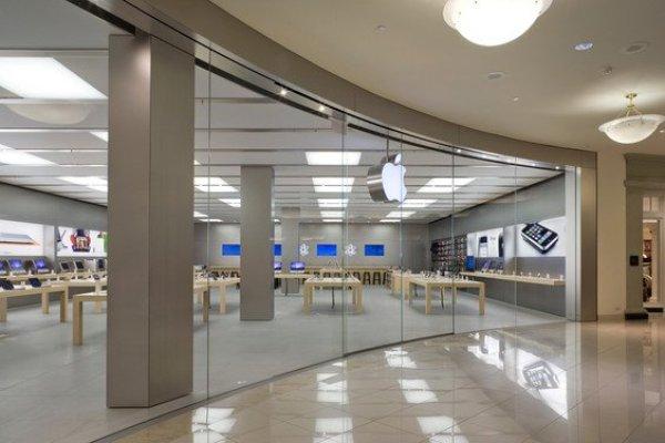 Electrónicos en Miami. Foto: Apple Store Aventura