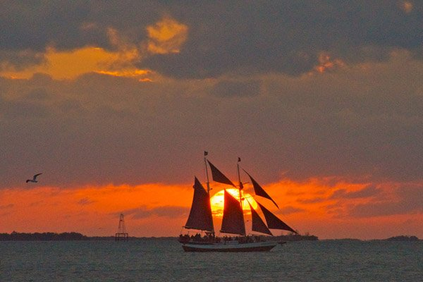 Key West. Foto: Ed Yourdon