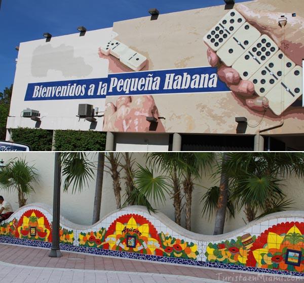 Calle 8, Pequeña Habana