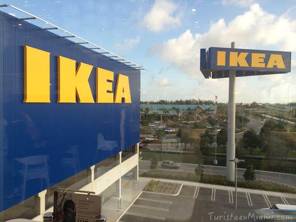Ikea Miami, una tienda muy interesante - Turista en Miami