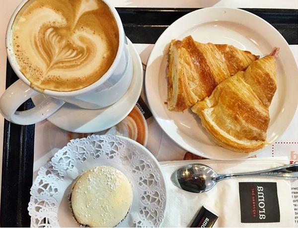 Sitios para un buen desayuno y algo más. Foto: Aroma Expresso Café/ Ladyyvonne