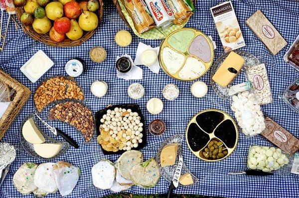Cómo organizar un picnic en la playa? Foto: Michell Zappa