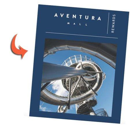 cuponera de descuentos deAventura Mall Rewards