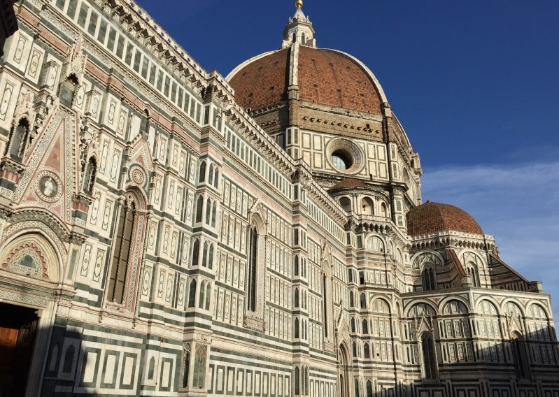 O Duomo de Florença