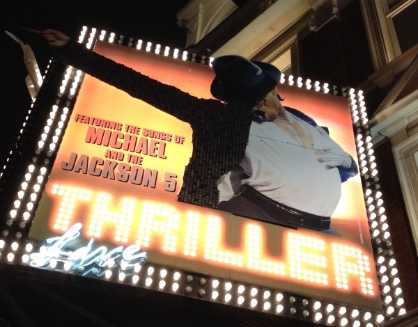 Thriller, o musical em Londres