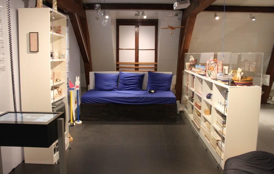 Sala de estar de Dick Bruna