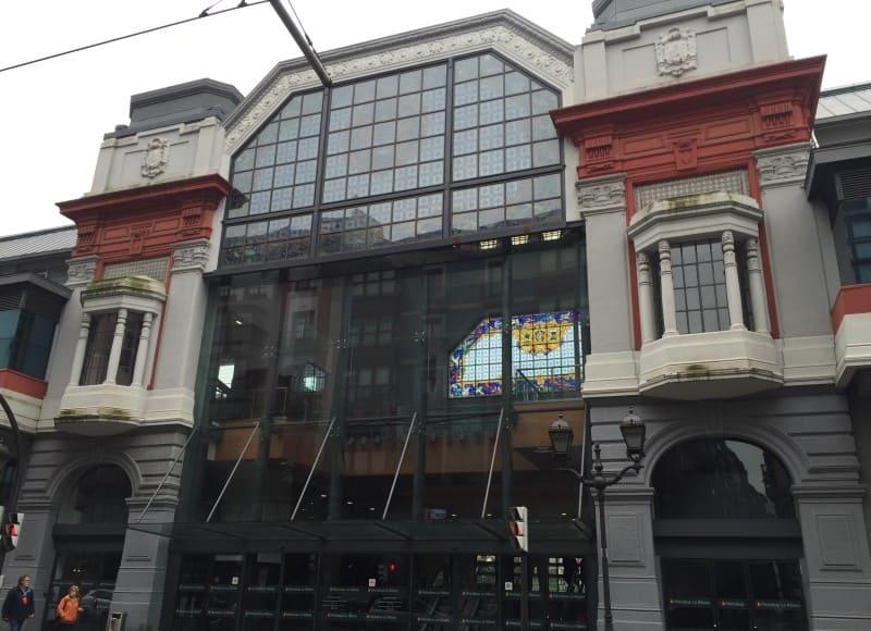Roteiro de 3 dias em Bilbao: Mercado de La Ribera.