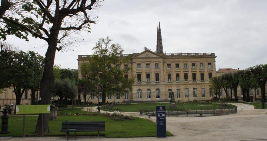 Museu de Belas Artes de Bordeaux.