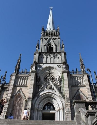 Petrópolis em bate e volta: Catedral.