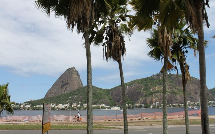 City Tour no Rio de Janeiro: Enseada de Botafogo