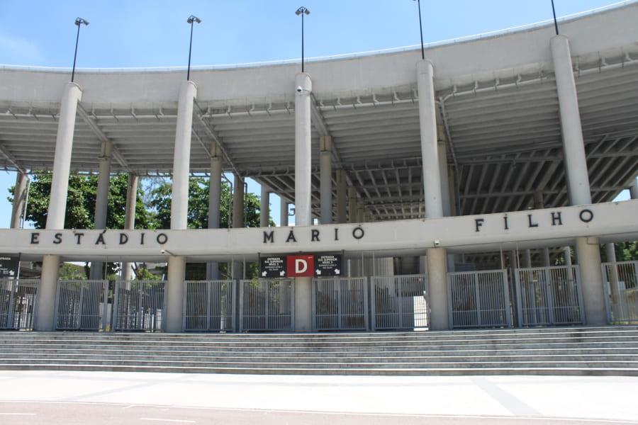 City Tour no Rio de Janeiro: estádio do Maracanã.