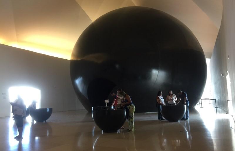 Museu do Amanhã: Cosmos.