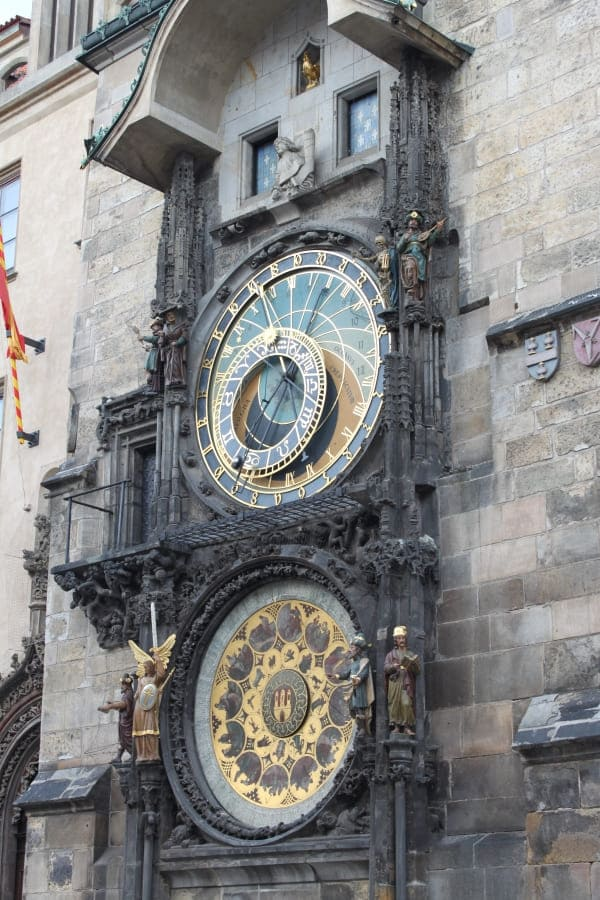 Relógio Astronômico de Praga.