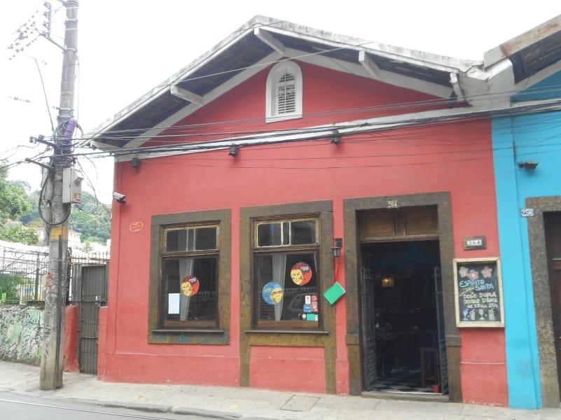 Santa Teresa: restaurante Espírito Santa.