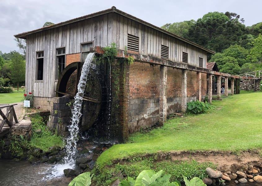 Casa da Erva-mate nos Caminhos de Pedra em Bento Gonçalves