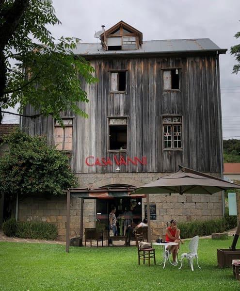Casa Vanni - Caminhos de Pedra em Bento Gonçalves