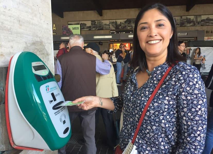 Pisa em bate e volta de Florença: como pegar o trem para Pisa.